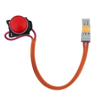Allen-Bradley 198-RUPL Red Universal LED Pilot Light Kit 22.5mm