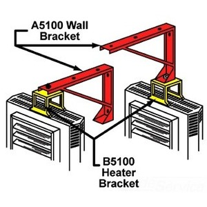 TPI B5105 Mounting Bracket
