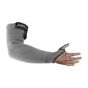 Lift Safety SFV-15Y Yarn Sleeve, CE EN 388 - 254X