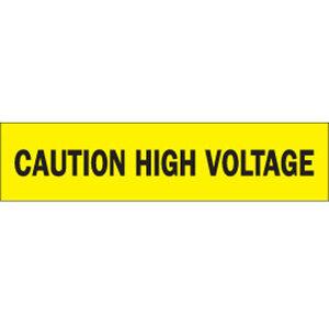 "Brady 91220 Barricade Tape, Caution, 3"" x 200', Non-Adhesive Polyethylene"