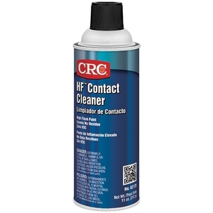 CRC 02125 HF Contact Cleaner - 11oz Aerosol Spray Can