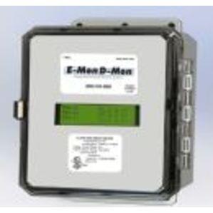 E-Mon E50-480800-R04KIT Watt Hour Meter, 800A, 8000KWH, 480VAC, 3PH, Dual Protocol Comm.