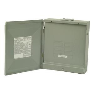 Eaton BR612L125RP Load Center, Main Lug, 125A, 120/240V, 1PH, 6/12, NEMA 3R