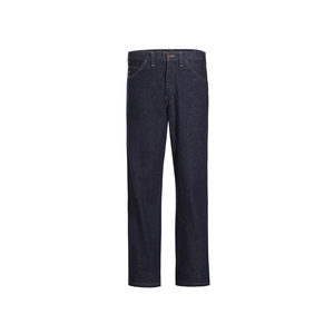 "Workrite Uniform 488AC-14-DN-36X32 Dickies 5 Pocket Jean, 36"" Waist x 32"" Inseam, Denim"