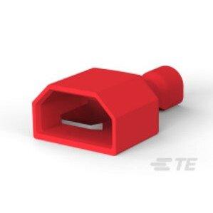 Tyco Electronics 2-520102-2 Male Tab, Nylon Insulated, 22 - 18 AWG, Brass/Tin
