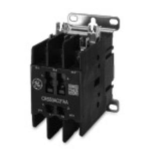 GE CR553AC3AAA Contactor, Definite Purpose, 3P, 30A, 120VAC Coil, Open