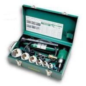 "Greenlee 7506 Punch Kit, 1/2 - 2"""