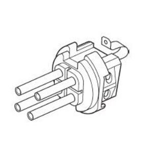Cooper Crouse-Hinds ATP274 REPLACE PART-30A INTERIOR