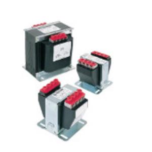 GE 9T58E0506 Transformer, IP/C & C, 0.25KVA, 200/400/480-120, Open