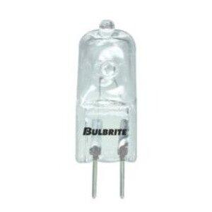 Bulbrite Q20GY6/120V Halogen Capsule Lamp, T4, 20W, 120V