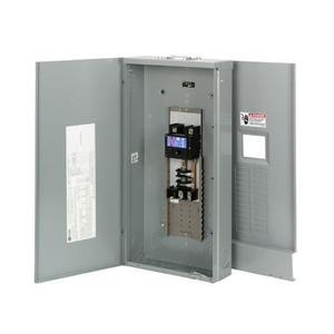 Eaton CH8B200RF Load Center, Main Breaker, 200A, 1240/240VAc, 1PH, 25kAIC, 8/8