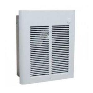 Berko SRA2024DSF Commercial Fan-Forced Wall Heater, 240/208V, 2000/1500W