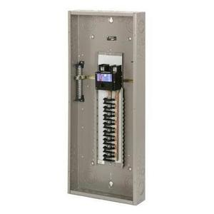 Eaton CH32B150J Load Center, Main Breaker, 150A, 120/240V, 1PH, 32/32, NEMA 1