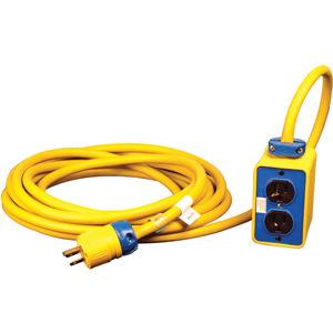 Ericson 61050 ERI 61050 OUTLET BOX-W/50' 14/3