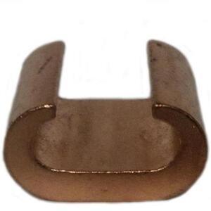 Ilsco ULT-12-Z Press-On Lug, Copper, 3/0 - 4/0 AWG