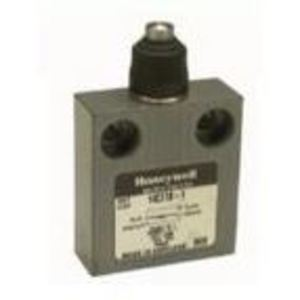 Micro Switch 914CE18-AQ1 Limit Switch, Micro, Enclosed, Top Pin Plunger, 1NO/1NC, Side Entry