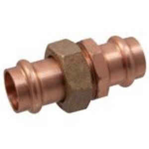 "NIBCO P633150-FG Union, Type P x P - WROT, Size 1/2"", Copper"