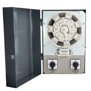 NSI Tork T920L 120v 2-spdt 20a Lighting Control Center