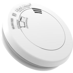 BRK-First Alert PRC700VB Combination Smoke/CO2 Detector, Battery Powered: 3V (2AA)
