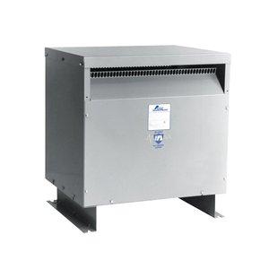 Acme T2A795523S Transformer, 30KVA, 3P, 380 Delta, 220Y/127V, Isolation