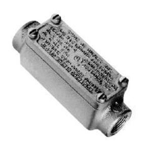 """Cooper Crouse-Hinds OEC2 3/4"""" Conduit Outlet Body with Cover"""