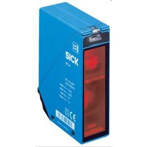 Sick Optic 1016932 Sensor, Photoelectric, Proximity, Background , 24-240V AC