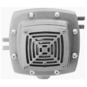 Cooper Crouse-Hinds ETH2313 Horn Signal, Grill Type, 3/4 Inch Hub, 115V, Aluminum
