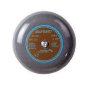"Edwards 332-4G5 Vibrating Bell, 24VAC, Diameter: 4"", 0.50A, Die Cast"