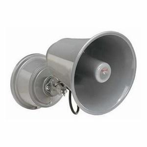Edwards 5520-N5 Horn/Siren, 120VAC, 0.35A, Horn: 114dB @10', Siren: 112dB @ 10'