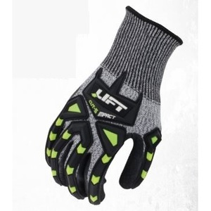 Lift Safety GFT-13K1L Cut Level 5 Protection Gloves, X-Large Size