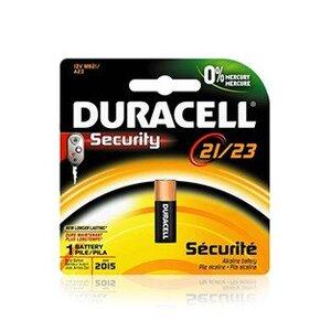 Duracell MN21BPK Battery, 12V, 3LR50, Alkaline
