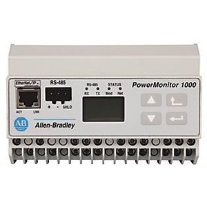 Allen-Bradley 1408-BC3A-ENT Power Monitor 1000, Energy Monitor BC3, 120/240VAC Power Supply
