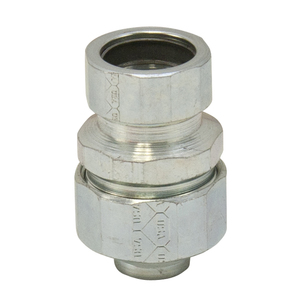 American Fittings Corp STREMT75 Liquidtight to EMT, Combination Coupling, 3/4""