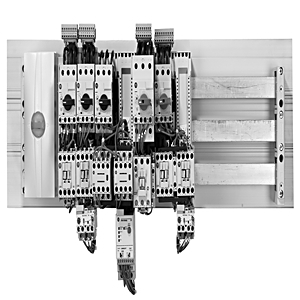 Allen-Bradley 141A-BCR Panel Shroud, Busbar, 230mm x 810mm, for Between, Busbar and Panel