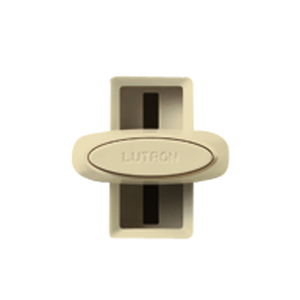 Lutron GL-603PH-IV Slide Dimmer, 3-Way, 600W, Glyder, Ivory