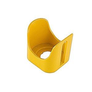 ABB MA1-8053 22mm Shroud, Yellow