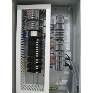Bevco Engineering VRJB-C3 Relay Junction Box For Varian Linear Accelerator Equipment