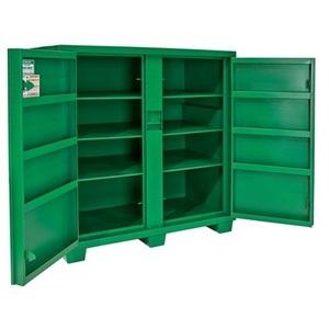 """Greenlee 5760TD 2 Door Utility Cabinet -  HxWxD: 56"""" x 60"""" x 30"""""""