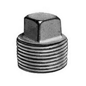 "Appleton PLG-300S Close-Up Plug, Square Head, 3"", Explosionproof, Malleable"