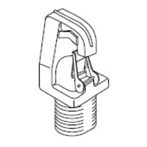Lithonia Lighting HKMJ12 Fixture Hook, Male