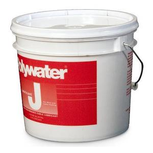 American Polywater J-128 Lubricant J Cable Pulling Lubricant, Water Based Gel - 1 Gallon Pail