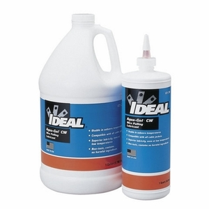 Ideal 31-298 Gel Cable Pulling Lubricant - 1 Quart Squeeze Bottle