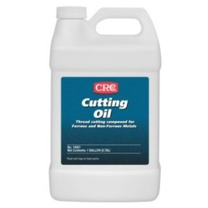 CRC 14051 Cutting/Threading Oil, Dark , 1 Gallon