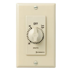 Intermatic FD430M Timer Control, 125-277VAC, Ivory