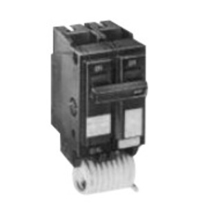 GE THQL2115GFEP Breaker, 15A, 2P, 120V, 10 kAIC, Q-Line, GFCIEP
