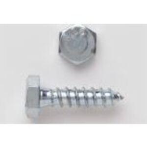 """Bizline 516X4HLBSS Hex Lag Bolt, Stainless Steel, 5/16"""" x 4"""""""