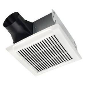 Nutone AN110 Ceiling Fan, Single Speed, 110 CFM
