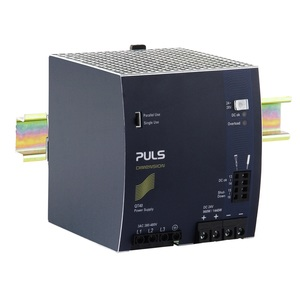 Banner Engineering QT40.241 Power Supply, 960W, 24VDC Output, 40A, 480VAC, 3PH Input