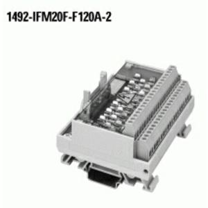 Allen-Bradley 1492-IFM20F-F120A-2 Interface Module, Fusible, Digital, 20 Point, 120V AC/DC, BFI