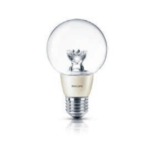 Philips Lighting 120V-END-G25-E26-4.5W-2700K-DIM LED Lamp, Dimmable, G25, 4.5W, 120V, Clear